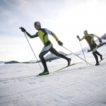 Cross Country Classic Racing Skis