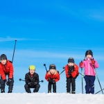 Junior Cross Country Ski Poles